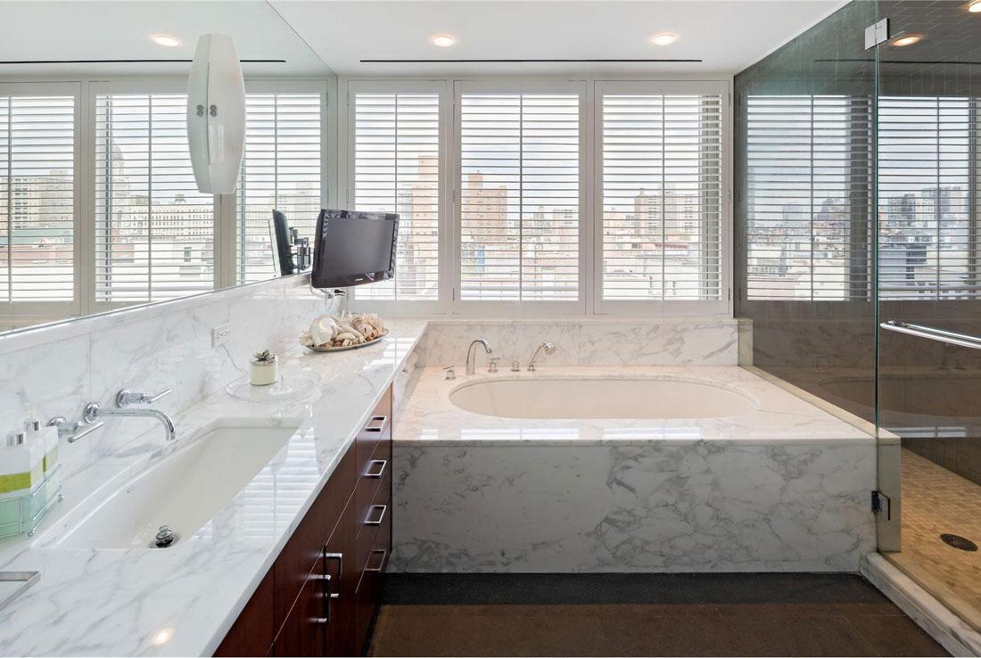 baignoire en marbre salles de bains kamo. Black Bedroom Furniture Sets. Home Design Ideas